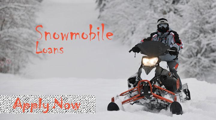 Snowmobile-Loans