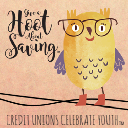 give a hoot about savings logo