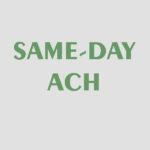 same day ach logo