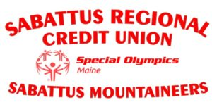 Snowmobile with Sabattus Regional Credit Union and the Sabattus Mountaineers Snowmobile Club to Benefit the Special Olympics